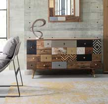 CREDENZA 2A-4C DHAVAL